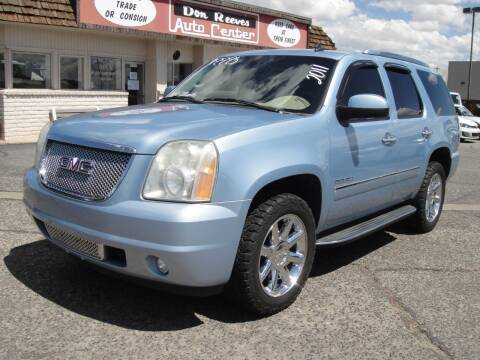 2011 GMC Yukon for sale at Don Reeves Auto Center in Farmington NM