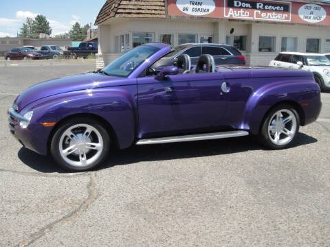 2004 Chevrolet SSR for sale at Don Reeves Auto Center in Farmington NM