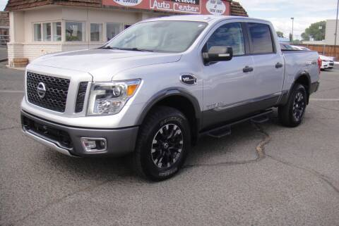2017 Nissan Titan for sale at Don Reeves Auto Center in Farmington NM