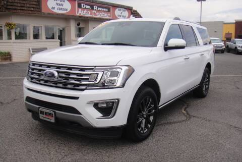 2020 Ford Expedition MAX for sale at Don Reeves Auto Center in Farmington NM