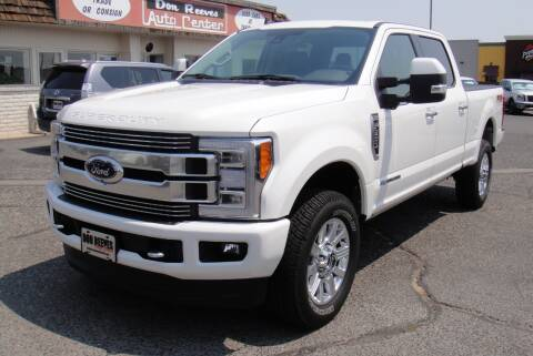 2019 Ford F-350 Super Duty for sale at Don Reeves Auto Center in Farmington NM