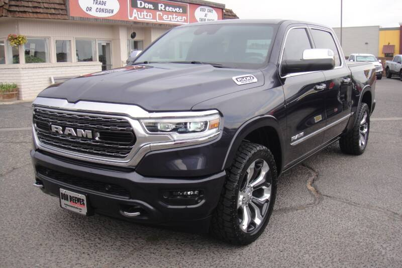 2019 RAM Ram Pickup 1500 for sale at Don Reeves Auto Center in Farmington NM