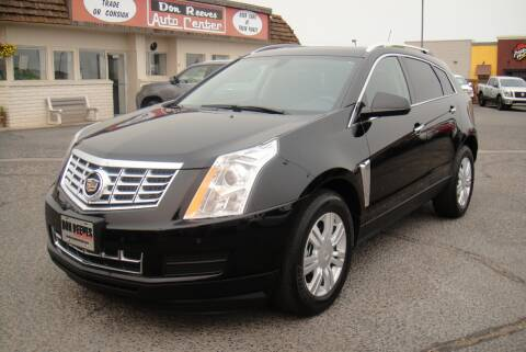 2015 Cadillac SRX for sale at Don Reeves Auto Center in Farmington NM