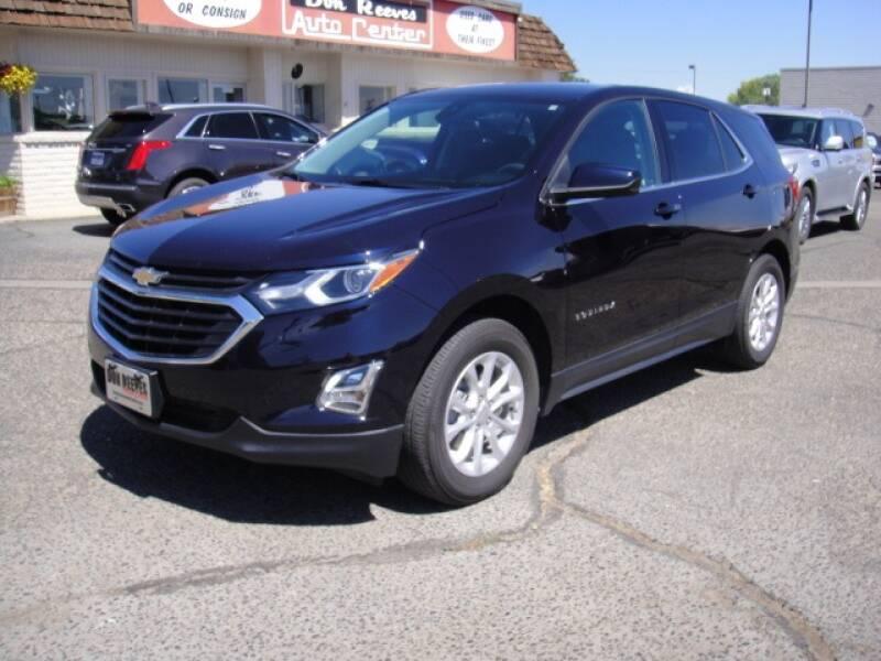 2020 Chevrolet Equinox for sale at Don Reeves Auto Center in Farmington NM