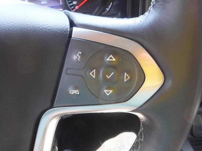 2014 Chevrolet Silverado 1500 4x4 LTZ 4dr Crew Cab 5.8 ft. SB - Red Bud IL