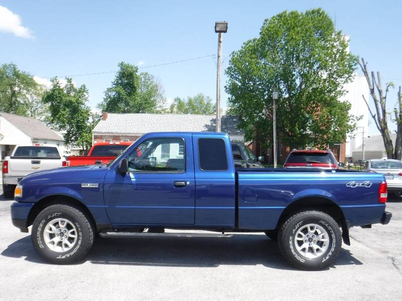 2009 Ford Ranger 4x4 XLT 2dr SuperCab SB - Red Bud IL