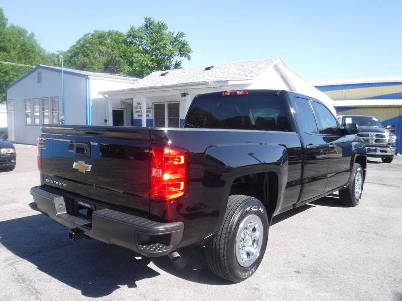 2015 Chevrolet Silverado 1500 4x2 Work Truck 4dr Double Cab 6.5 ft. SB - Red Bud IL