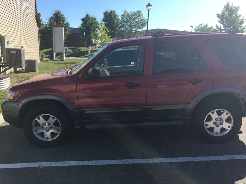 2006 Ford Escape AWD XLT Sport 4dr SUV - Red Bud IL