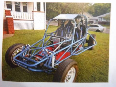 2005 Dune Buggy 1775 vw Rail Buggy