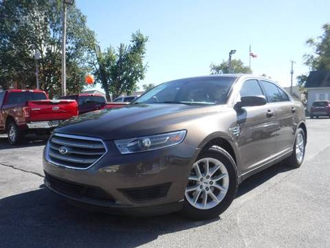 2015 Ford Taurus & Ford Used Cars Pickup Trucks For Sale RED BUD Total Eclipse Auto markmcfarlin.com