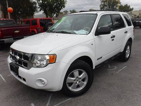 2008 Ford Escape & Ford Used Cars Pickup Trucks For Sale RED BUD Total Eclipse Auto markmcfarlin.com