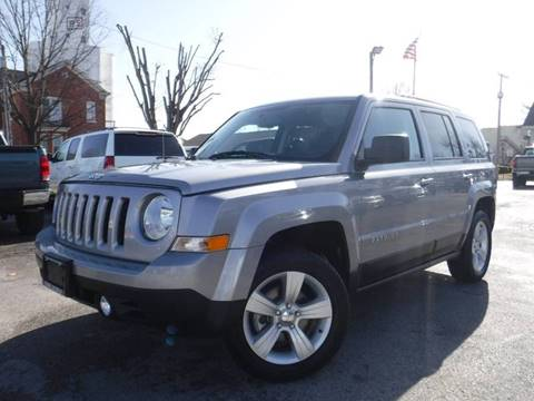 2017 Jeep Patriot for sale in Red Bud, IL