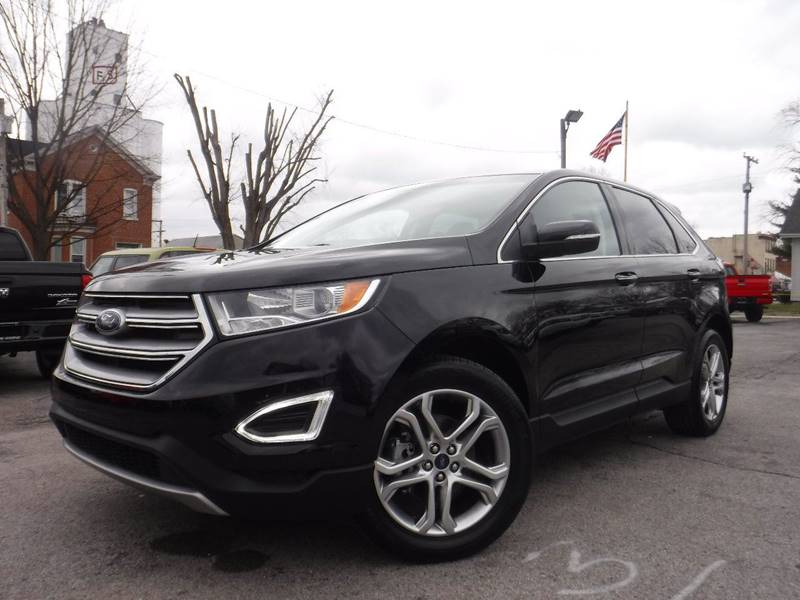 Ford Edge For Sale At Total Eclipse Auto Sales Service In Red Bud Il