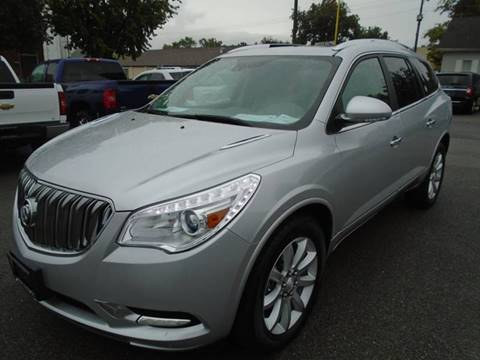 2016 Buick Enclave for sale at Total Eclipse Auto Sales & Service in Red Bud IL