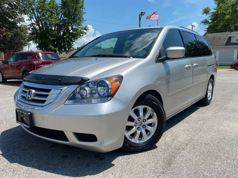 2009 Honda Odyssey for sale at Total Eclipse Auto Sales & Service in Red Bud IL
