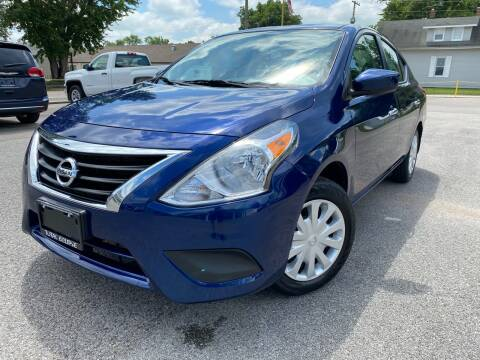 2019 Nissan Versa for sale at Total Eclipse Auto Sales & Service in Red Bud IL
