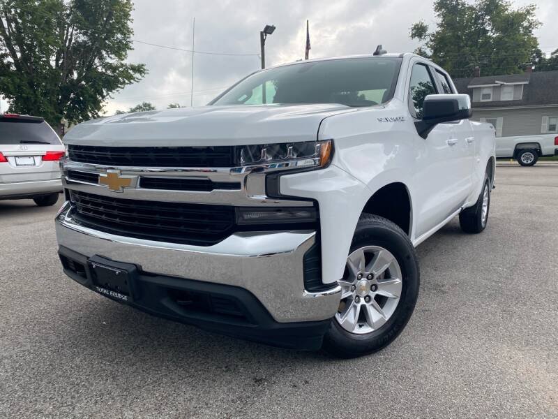 2020 Chevrolet Silverado 1500 for sale at Total Eclipse Auto Sales & Service in Red Bud IL