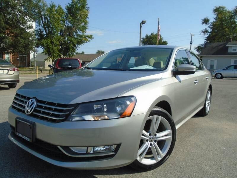2013 Volkswagen Passat for sale at Total Eclipse Auto Sales & Service in Red Bud IL