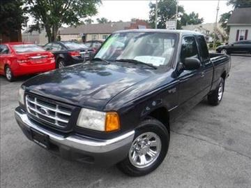 2001 Ford Ranger & Ford Used Cars Pickup Trucks For Sale RED BUD Total Eclipse Auto markmcfarlin.com