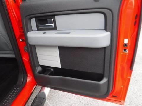 2013 Ford F-150 4x4 XLT 4dr SuperCrew Styleside 5.5 ft. SB - Red Bud IL