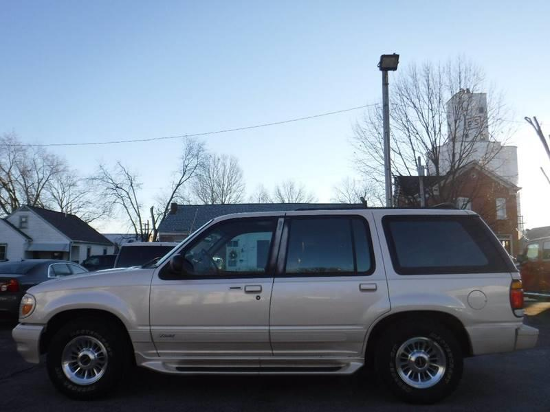 1996 Ford Explorer 4dr Limited 4WD SUV - Red Bud IL