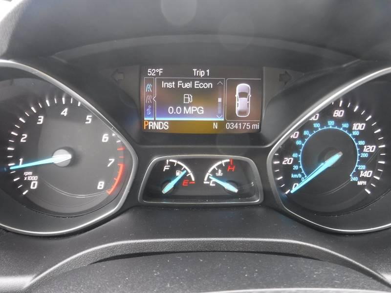 2016 Ford Escape AWD SE 4dr SUV - Red Bud IL