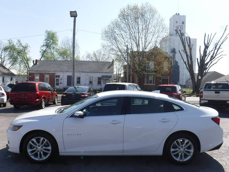 2016 Chevrolet Malibu LT 4dr Sedan w/1LT - Red Bud IL