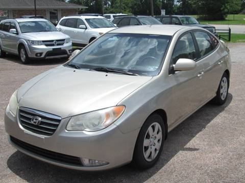 Used 2007 hyundai elantra for sale for Downtown motors beaumont texas