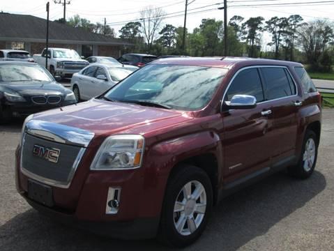 2011 GMC Terrain for sale in Beaumont, TX