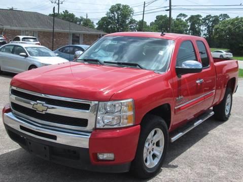 2011 Chevrolet Silverado 1500 for sale in Beaumont, TX