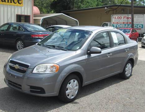 2011 Chevrolet Aveo for sale in Beaumont, TX
