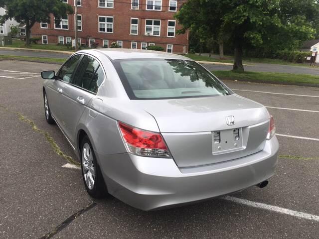 2009 Honda Accord EX 4dr Sedan 5A - Agawam MA