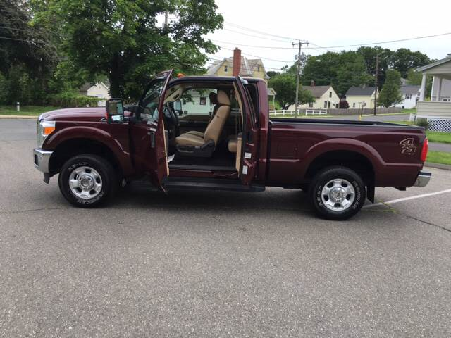 2011 Ford F-250 Super Duty 4x4 XLT 4dr SuperCab 6.8 ft. SB Pickup - Agawam MA