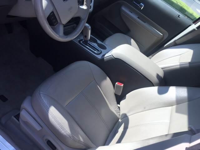 2010 Ford Edge AWD Limited 4dr SUV - Agawam MA