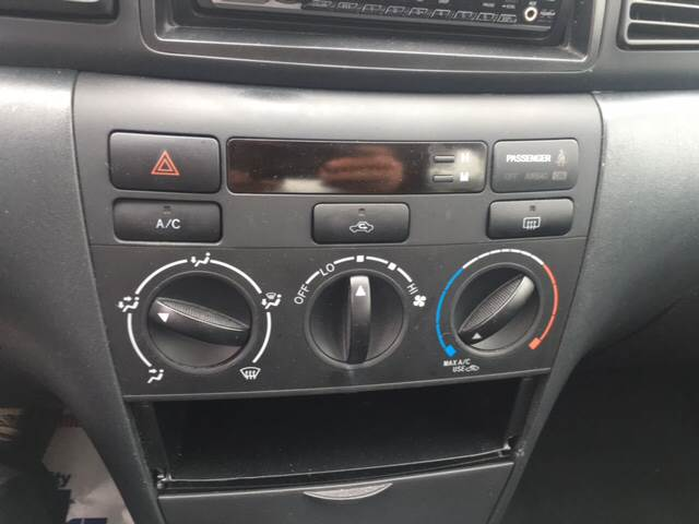 2006 Toyota Corolla S 4dr Sedan w/Automatic - Agawam MA
