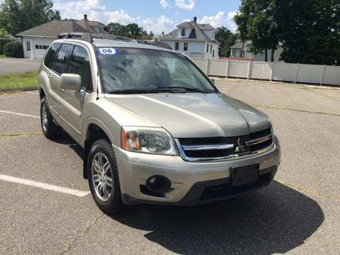 2006 Mitsubishi Endeavor for sale in Agawam, MA