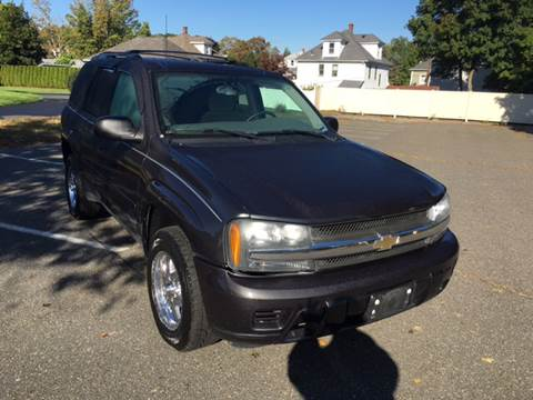 2006 Chevrolet TrailBlazer for sale in Agawam, MA