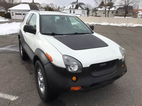 2000 Isuzu VehiCROSS for sale in Agawam, MA