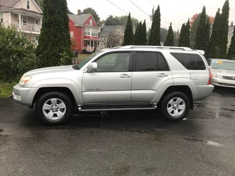 2004 Toyota 4Runner for sale in Agawam, MA