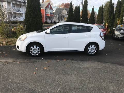 2010 Pontiac Vibe for sale in Agawam, MA