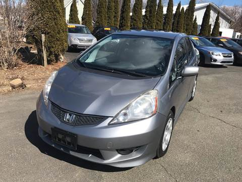 2010 Honda Fit for sale in Agawam, MA