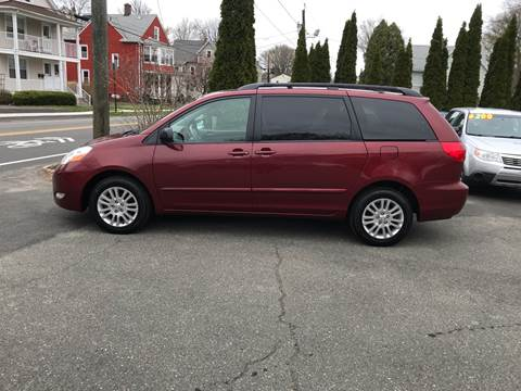 2010 Toyota Sienna for sale in Agawam, MA