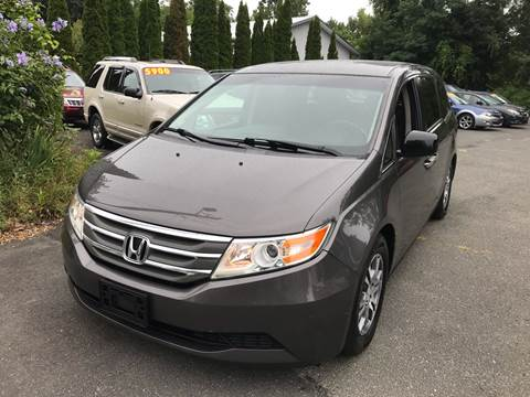 2012 Honda Odyssey for sale in Agawam, MA