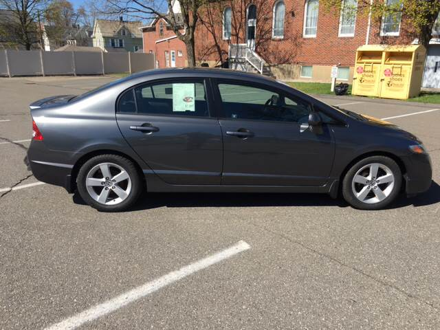 2010 Honda Civic LX-S 4dr Sedan 5A - Agawam MA