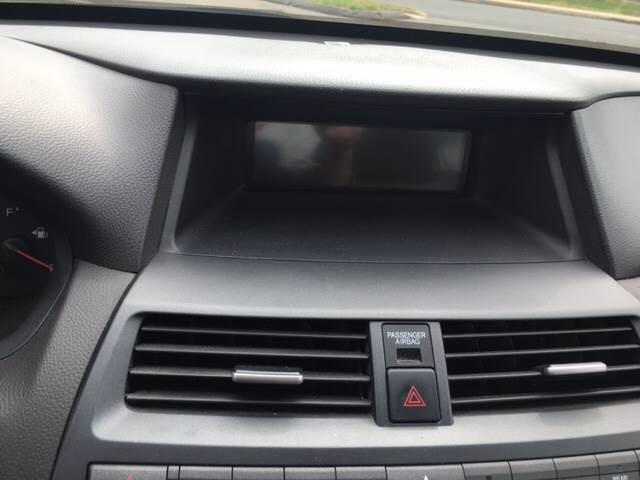 2008 Honda Accord EX-L 4dr Sedan 5M - Agawam MA