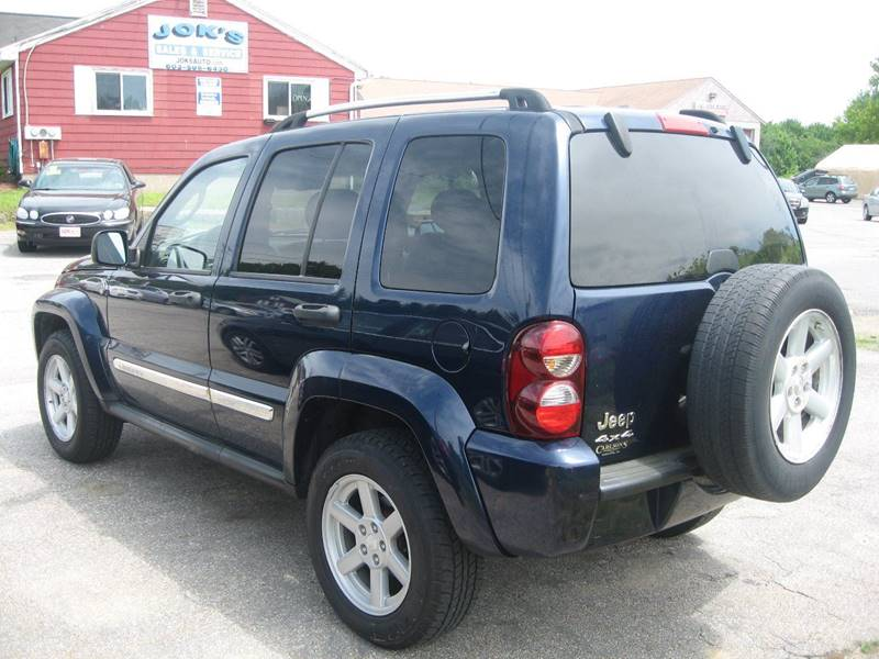 2006 Jeep Liberty Limited 4dr SUV 4WD - Hudson NH