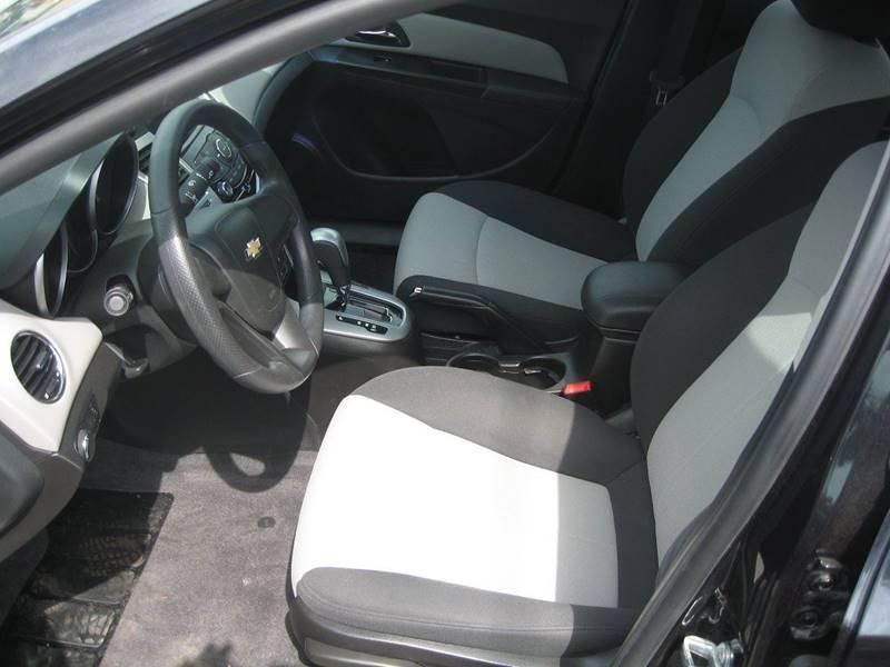 2011 Chevrolet Cruze LS 4dr Sedan - Hudson NH