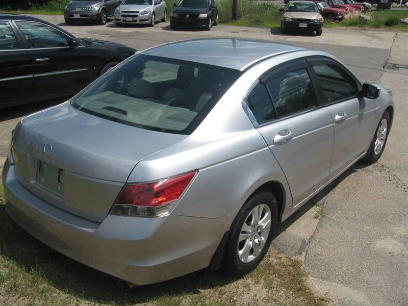 2008 Honda Accord LX-P 4dr Sedan 5A - Hudson NH