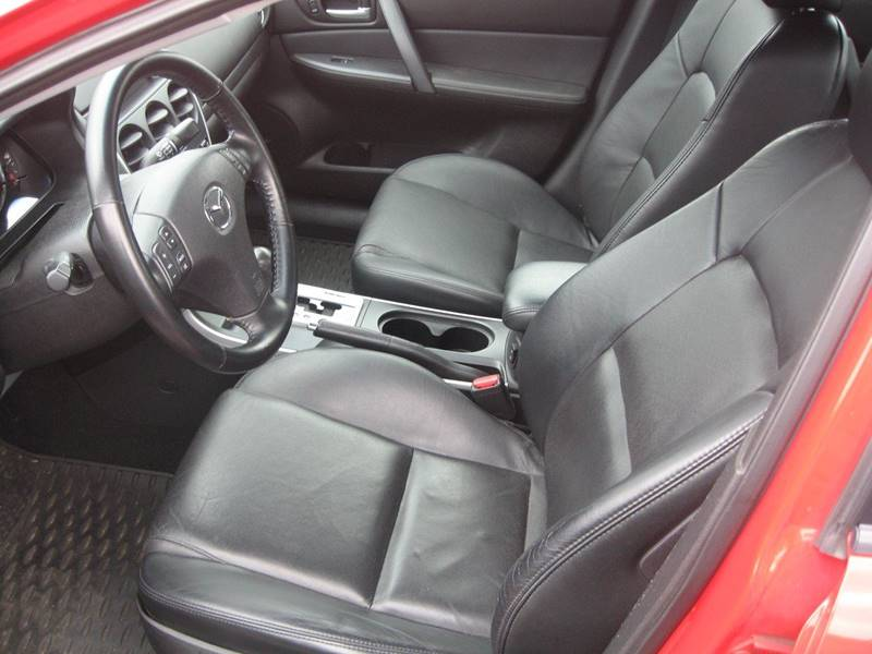 2008 Mazda MAZDA6 i Sport 4dr Sedan - Hudson NH