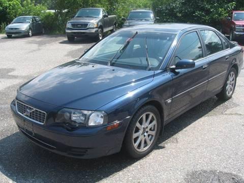 2004 Volvo S80
